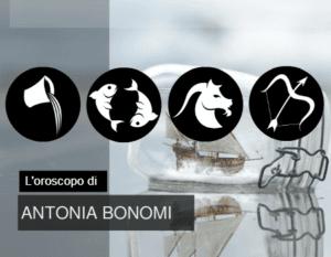oroscopo antonia bonomi-acquario-pesci-capricorno-sagittario