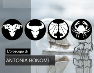oroscopo antonia bonomi-cancro-gemelli-ariete-toro